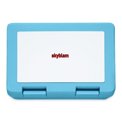 skyblam - Boîte à goûter.