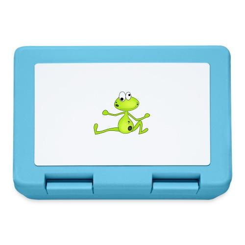 Lustiger Frosch - Brotdose