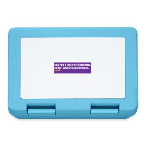 barzelletta - Lunch box