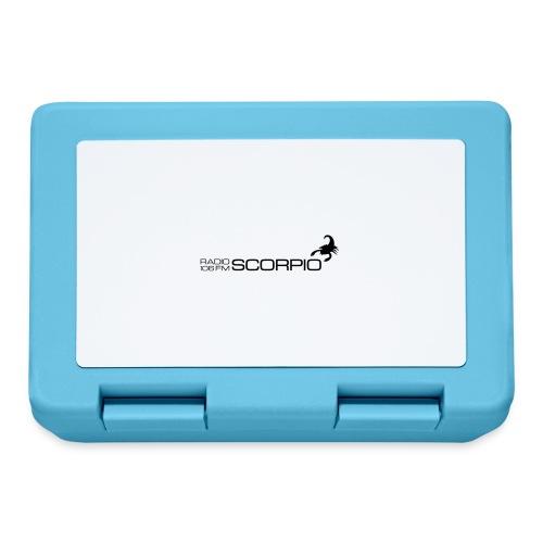scorpio logo - Broodtrommel