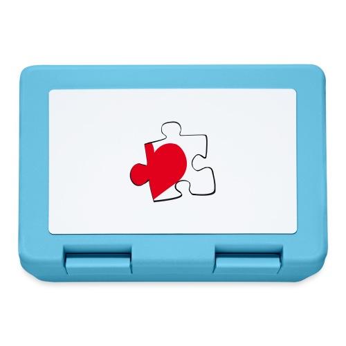 HEART 2 HEART HIS - Lunch box