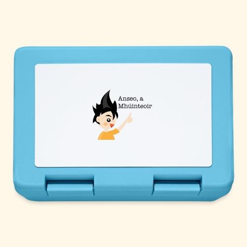 anseo, a mhúinteoir - Lunchbox