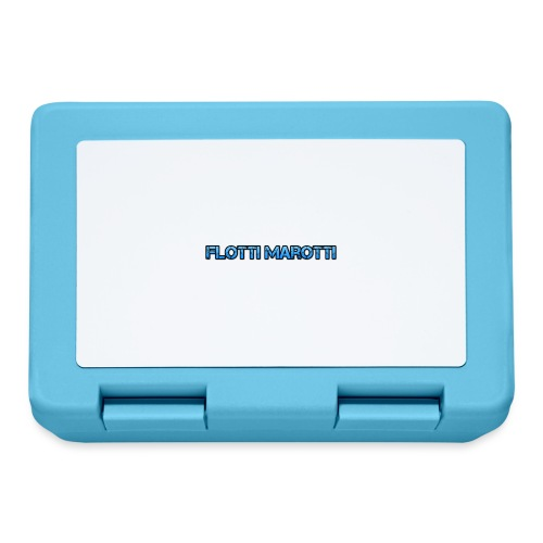 Flotti Marotti Blue (Skate) - Brotdose