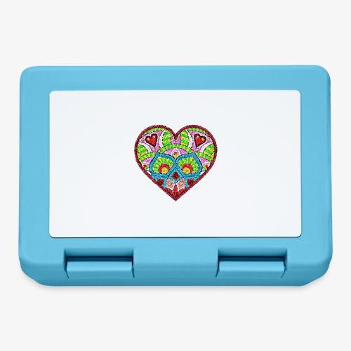 Serce 01 - Pudełko na lunch