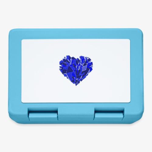 Lodowe serce - Pudełko na lunch