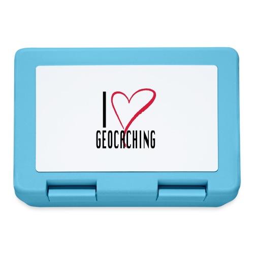 I love Geocaching - Eväsrasia