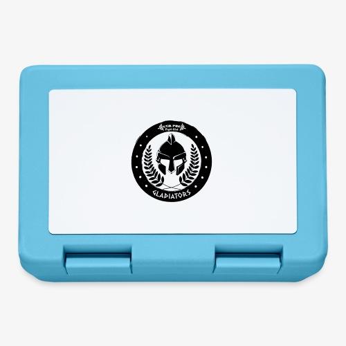 Gym Pur Gladiators Logo - Lunchbox