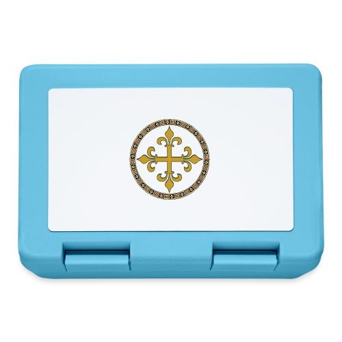 croce celtica oro - Lunch box