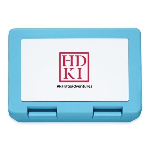 HDKI karateadventures - Lunchbox