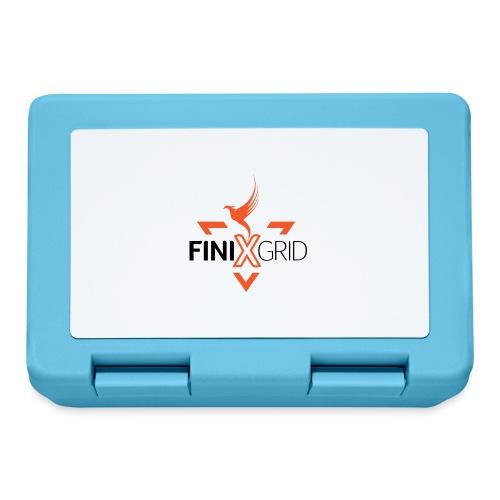 FinixGrid Orange - Lunchbox