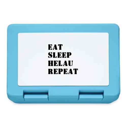 Eat Sleep Repeat - Helau VECTOR - Brotdose