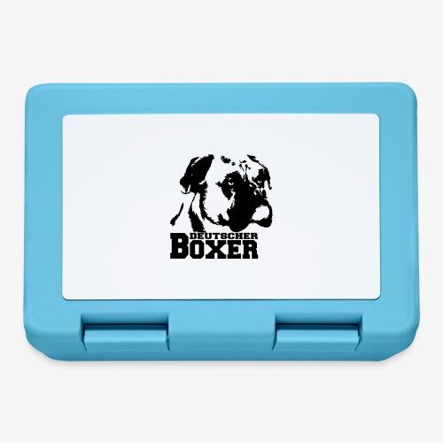 Deutscher Boxer - Brotdose