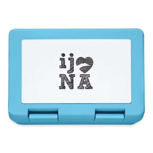 Ij amo Napule - Lunch box