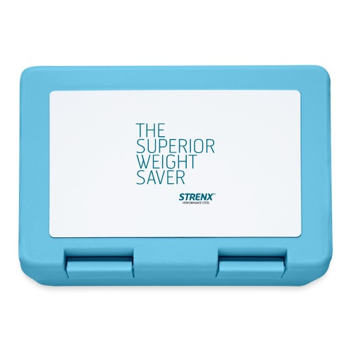 The Superior Weight Save - Matlåda