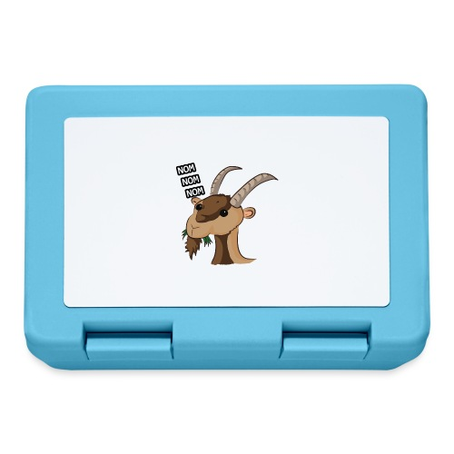 Lo stambecco puccioso - Lunch box