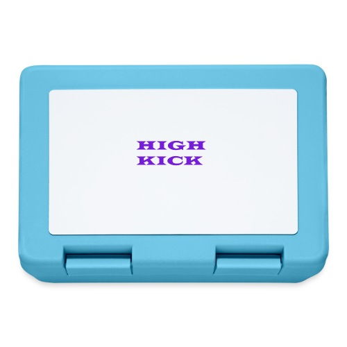 HIGH KICK HOODIE [LIMITED EDITION] - Lunchbox