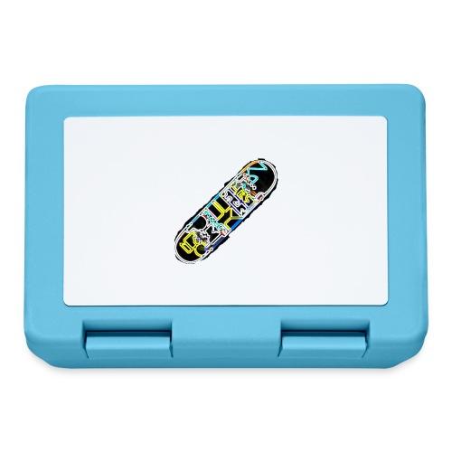SkateFire #2 (MatteFShop Original) - Lunch box