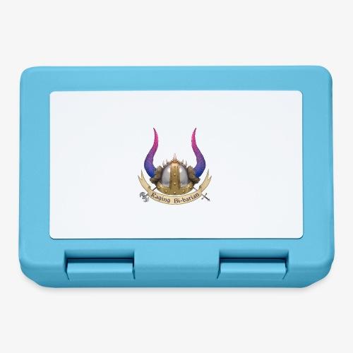 Raging Bi-Barian - Lunchbox