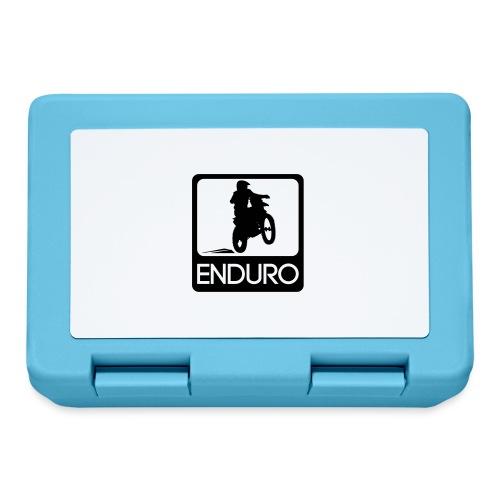 Enduro Rider - Brotdose