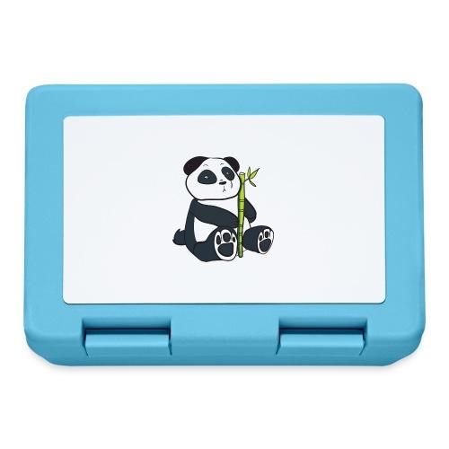 Oso Panda con Bamboo - Fiambrera