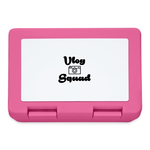 Vlog Squad - Lunchbox
