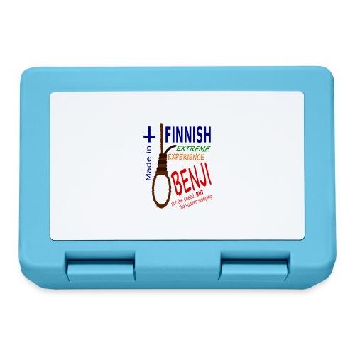 FINNISH-BENJI - Lunchbox
