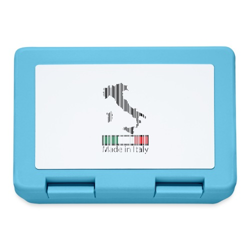 Made in Italy - Lunch box