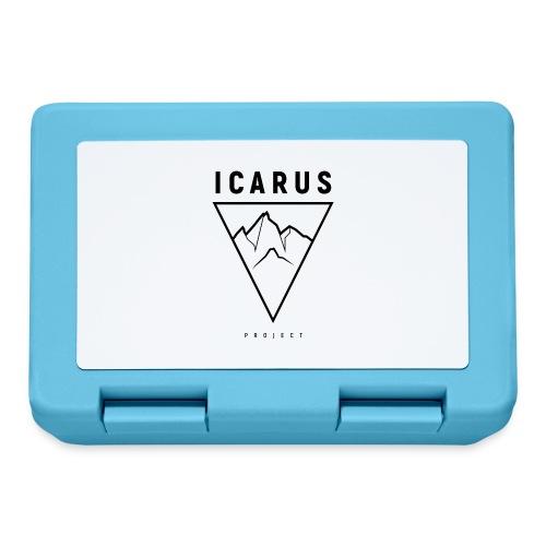 LOGO ICARUS noir - Boîte à goûter.