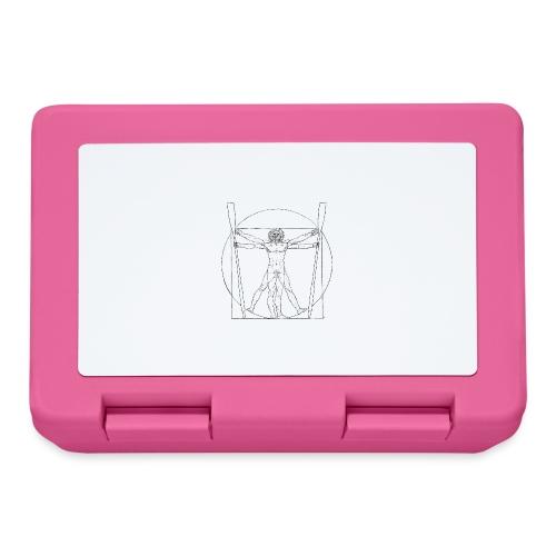 Vitruvian Skiffie black - Lunchbox