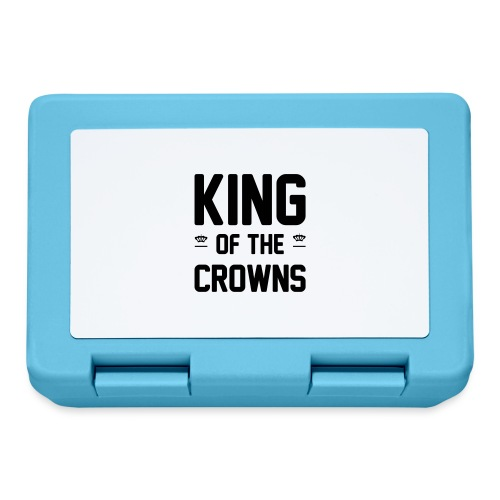 King of the crowns - Broodtrommel