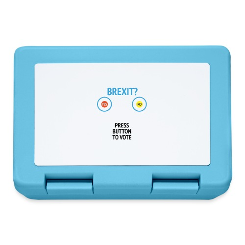 Brexit: Press Button To Vote - Madkasse
