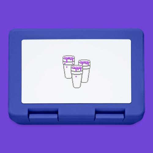 Purple - Lunch box