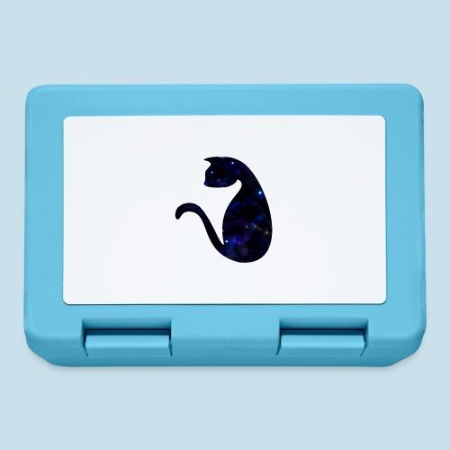 Universums Katze - Brotdose