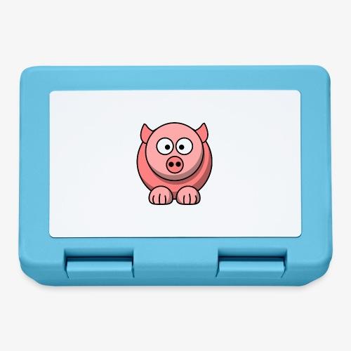 maialino cartoon 2 - Lunch box