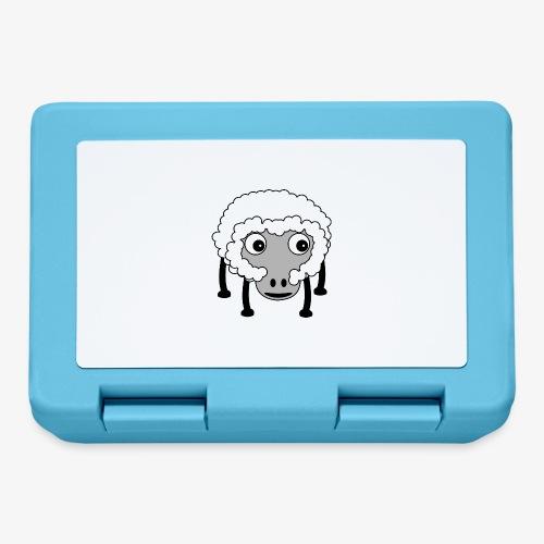 pecora cartoon 24 - Lunch box