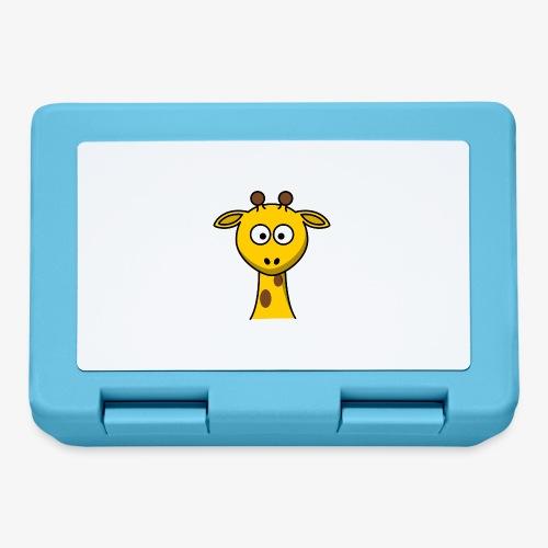 giraffe - Lunch box