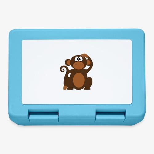 monkey - Lunch box