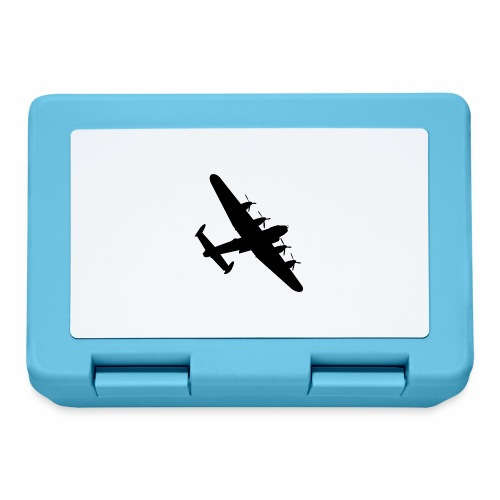 Bomber Plane - Lunch box