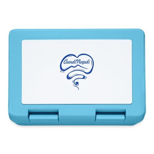 New Logo CuordiNapoli Blu - Lunch box