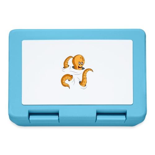 Simpatico polpo curioso - Lunch box