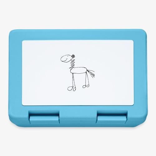 horse1 - Pudełko na lunch
