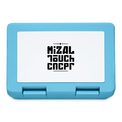 Logo MiZAL Touch Concept - Boîte à goûter.