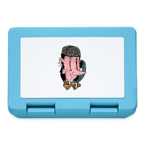 parlare al telefono - Lunch box