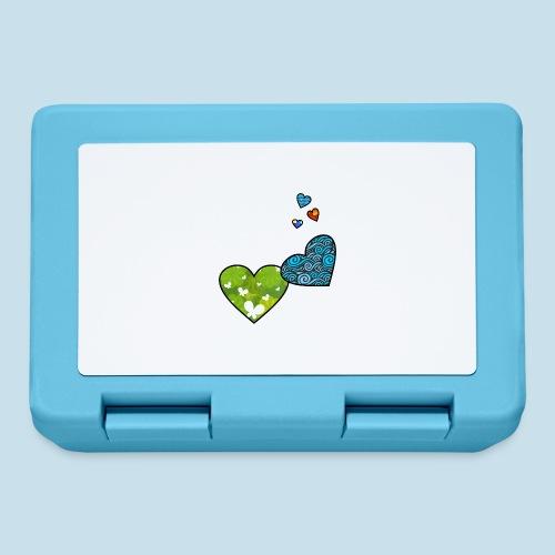 Herzchen - Brotdose