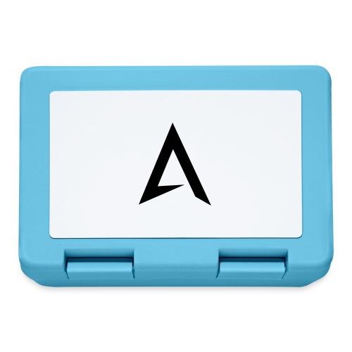 alpharock A logo - Lunchbox