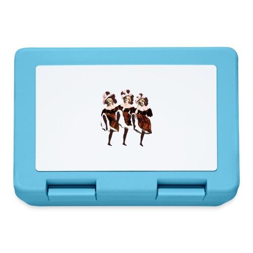Vintage Dancers - Lunchbox