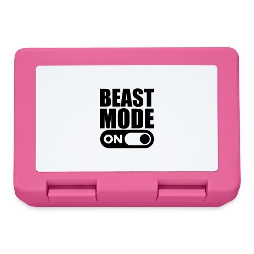BEAST MODE ON - Lunchbox