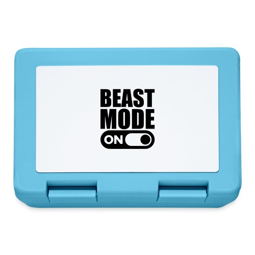 BEAST MODE ON - Lunchbox