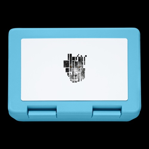 Pixel Lion Tattoo Inspire - Lunchbox