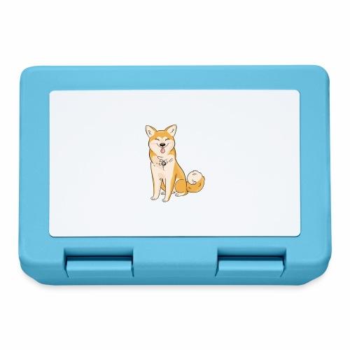 Akita Yuki Logo - Lunchbox